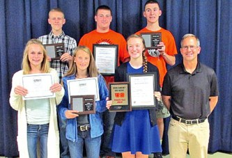 Upper cross country awards