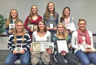 Upper Sandusky girls soccer awards