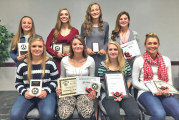 Upper Sandusky girls soccer awards