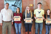Students awarded