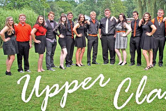 Upper Class featured