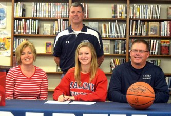 Wentling to play basketball at Malone