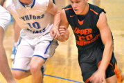 Vent's 32 points spark Rams to win