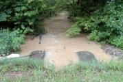 Bushong ditch