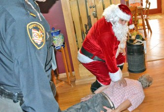11 face 'arrests' with top spots on naughty list