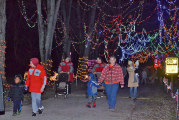 Fantasy of Lights kicks off with walk