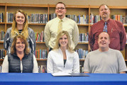 Wynford's Harrer to play volleyball at Mount Vernon