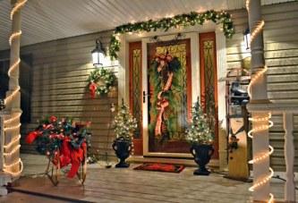Lights of the Christmas season