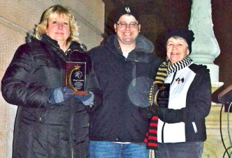 Mayor's awards
