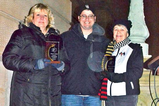 Mayor's Awards featured