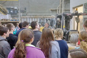 Sophomores attend Manufacturing Day
