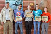 Students of the month: December 3, 2015