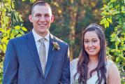 Caldwell, Seeger wed