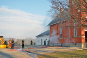 2 arrested in suspected arson, vandalism of Smithville church
