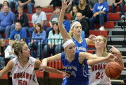 Harris free throws lift Royals to win