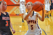 Upper scores first 14 points to run away from Buckeye Central