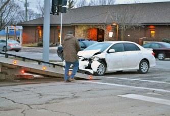 Non-injury accident