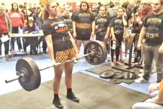More PRs, another title