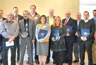 New and old businesses recognized during Upper Chamber meeting