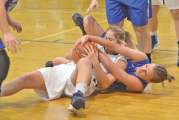 Short-handed Wynford no match for league-leading Carey