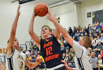 Beekman's 32 helps Rams hold on