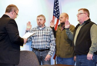 Spiegel tabbed for another 2 years as Upper City Council president
