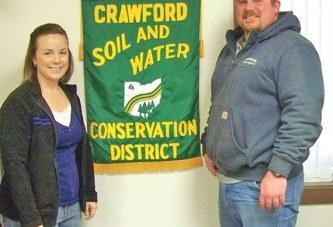 Crawford SWCD reorganizes