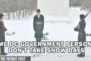 Snow patriots