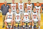 Upper Sandusky junior varsity basketball