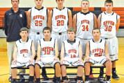 Upper freshman boys basketball
