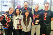 Rams boys, girls take 1st place