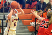 Upper's big 2nd quarter leads to easy victory