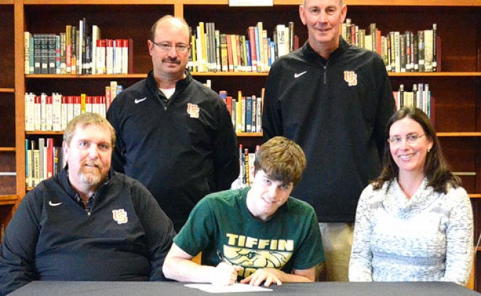 Emerick signs to play at Tiffin