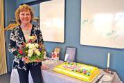 Longtime CSEA employee retires