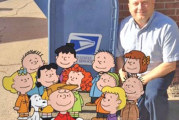 Local man is postmaster by day, award-winning cartoonist by night