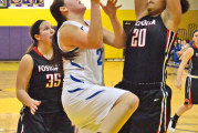 Extra shots add up to Falcons win