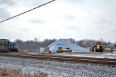 Harpster officials express air, water concerns over salt storage