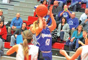 Falcons' Holderman records 1,000th point in win over P-G