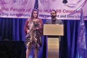 Tia Rice recognized posthumously with President's Award
