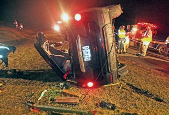 Three injured in Pitt Twp. collision