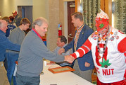 Elks welcomes competing coaches at annual Breakfast of Champions