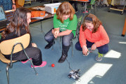 Robotics club debuts amidst student excitement and discovery at St. Peter