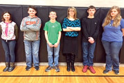 Students of the month: March 10, 2016