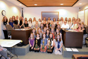 City congratulates competition cheer squads for state championship victories