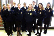 Local FFA chapters send students to public speaking contests