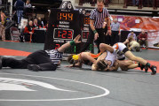 Upper Sandusky's Dyer takes 8th place in state tournament