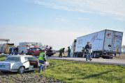 Upper women injured in collision