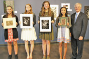 USHS junior wins Fifth District 2016 Congressional Art Competition