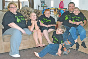 Upper Sandusky boy, 9, keeps sense of humor through battle with cancer