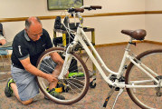 Bicycle shop owner shares tips, tricks for safe summer riding